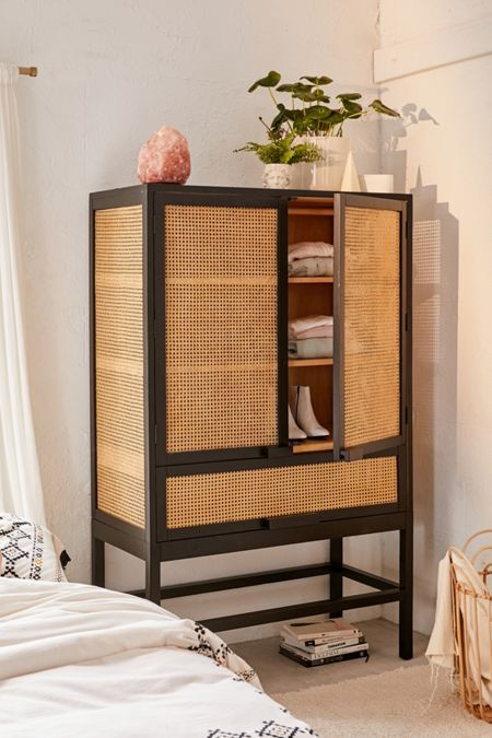 Best Urban Outfitters Downing Mirrored Cabinet Furniture 400 x 300