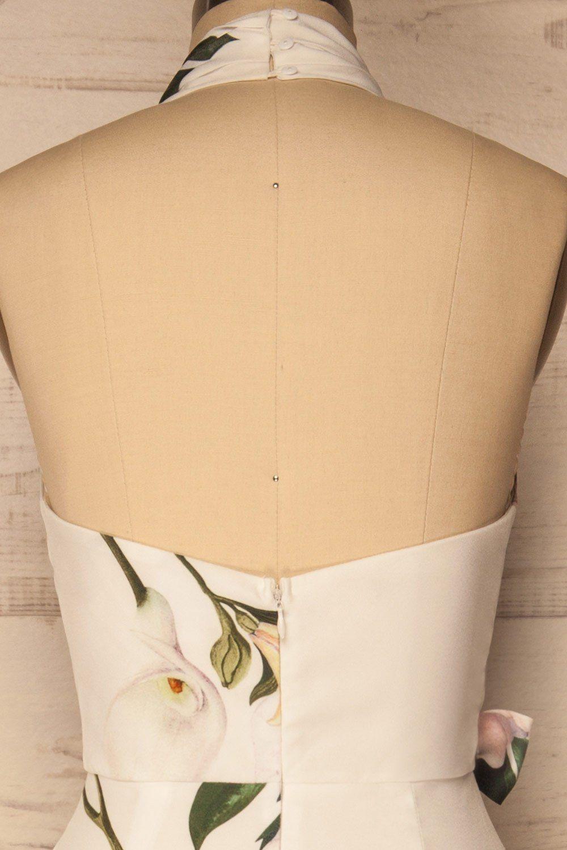 3ca9a3ebf721 Makrisia Ivory Floral Jumpsuit