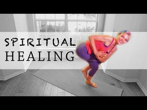 yoga for spiritual healing  ali kamenova yoga  youtube