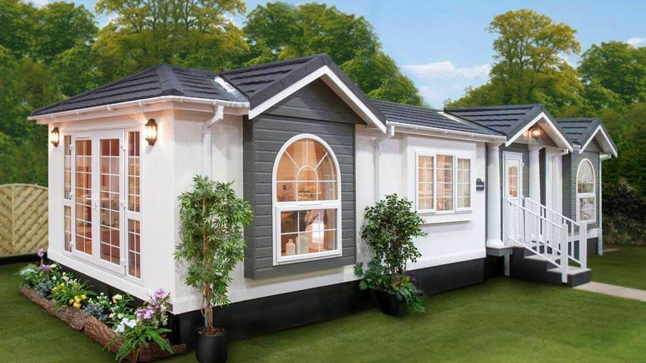 Perfect Beautiful Kensington Single Park Home with Superb Interior Design - YouTube