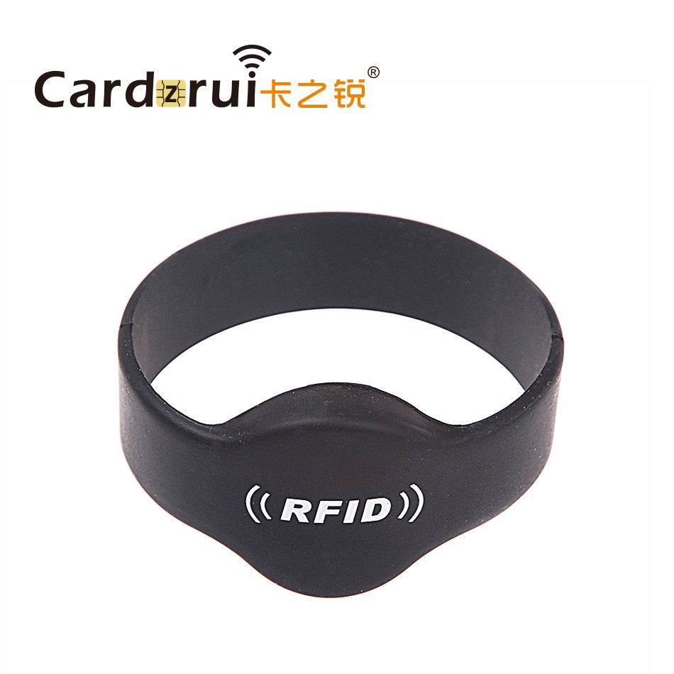 cards rfid product access wristband bracelet with for silicone wholesale control from