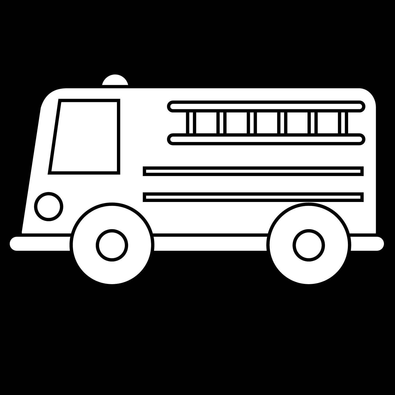 Meios de Transporte - firetruck.png - Minus   activités moyens de ...