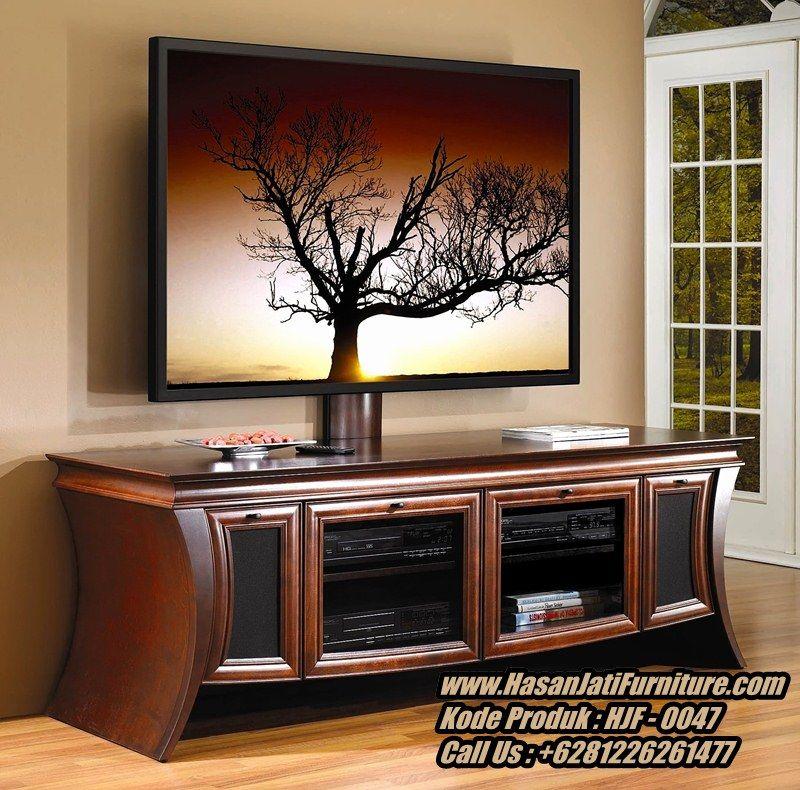 Meja Tv Jati Jepara Jual Bufet Tv Minimalis Interior Set