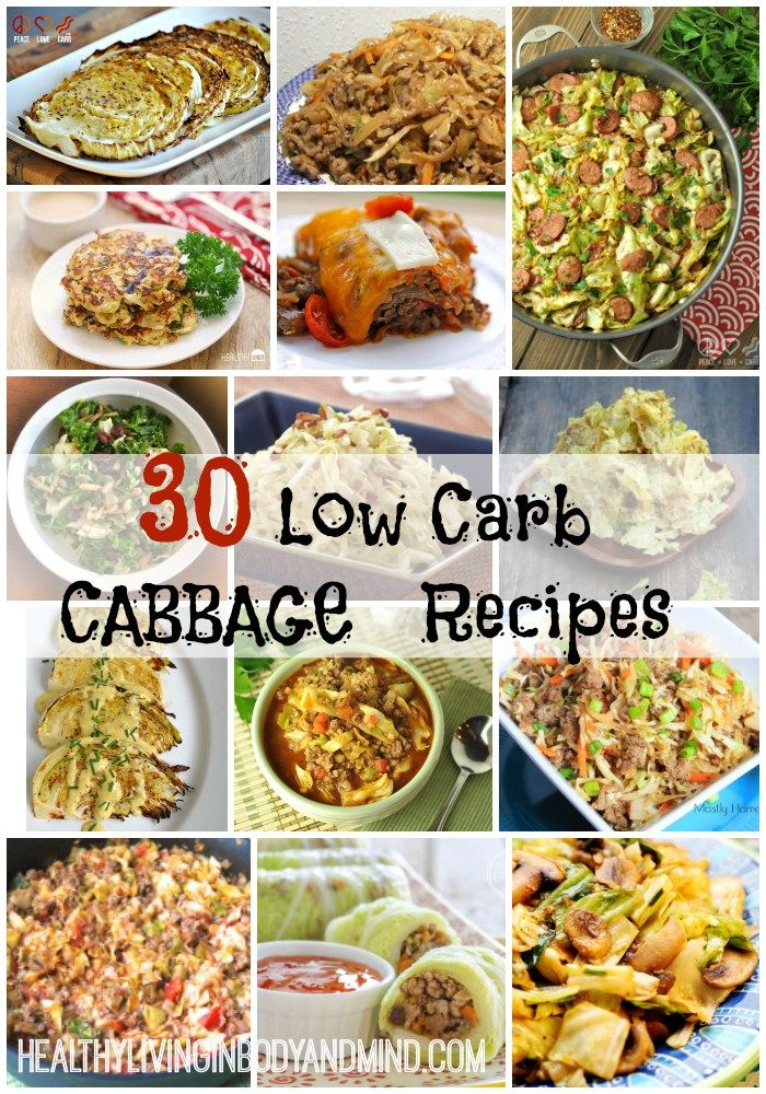 30 low carb real food cabbage recipes 30 low carb real food cabbage recipes healthy living in body and mind forumfinder Gallery
