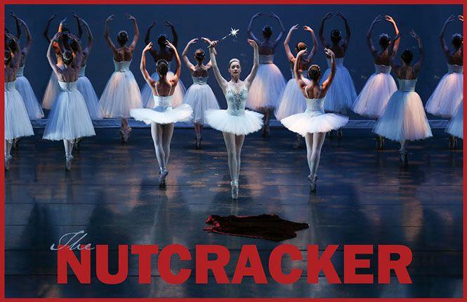 Classic Performance By The Santa Clarita Ballet With The Nutcracker Clarita Santa Clarita Ballet Instruction
