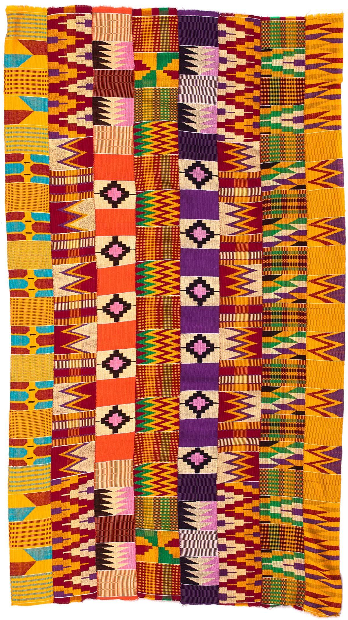 Nahtloses Muster Mit Afrikanischen Ethnischen