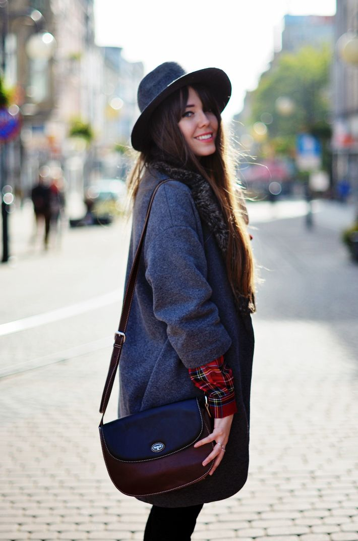 8af43e4ad1 Jestem Kasia. Wool coat