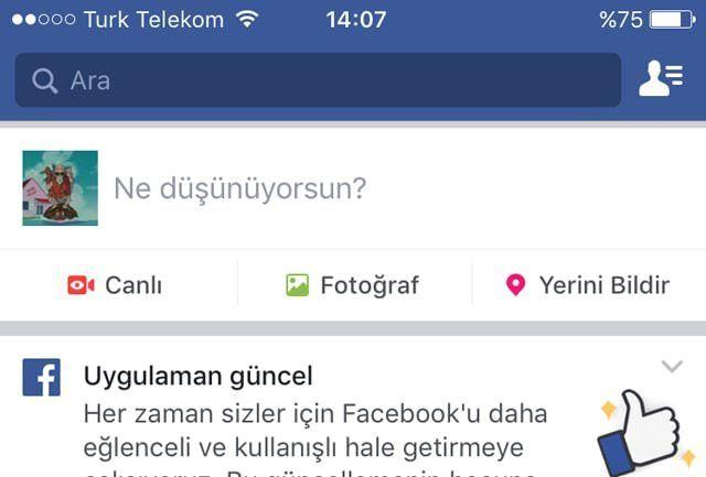 Telefondan Mobil Facebook Hesap Kapatma Facebook Uygulamalar Instagram