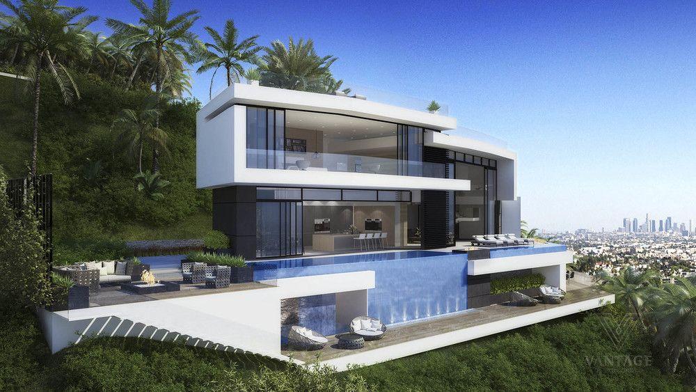 Maison Ultra Moderne Tendance Modern House Design
