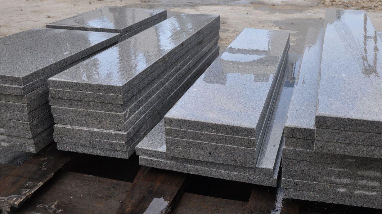granit blockstufen 100x30x15 cm granitstufen treppen direktimport preise mauersteine
