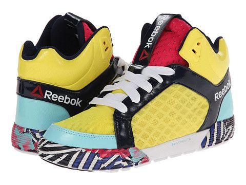 Reebok Dance Urtempo Mid 2.0 Stinger YellowFaux Indigo