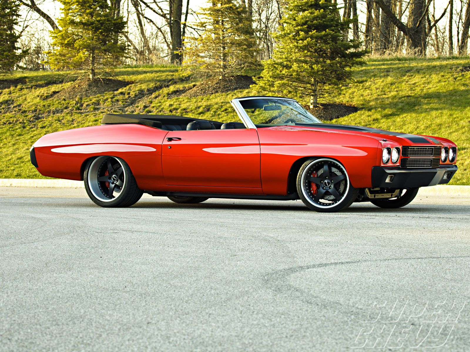 Ted hellard purchased a roadster that he fell in love with from the roadster shop that he had to have another and it came in the form of a 1970 chevelle