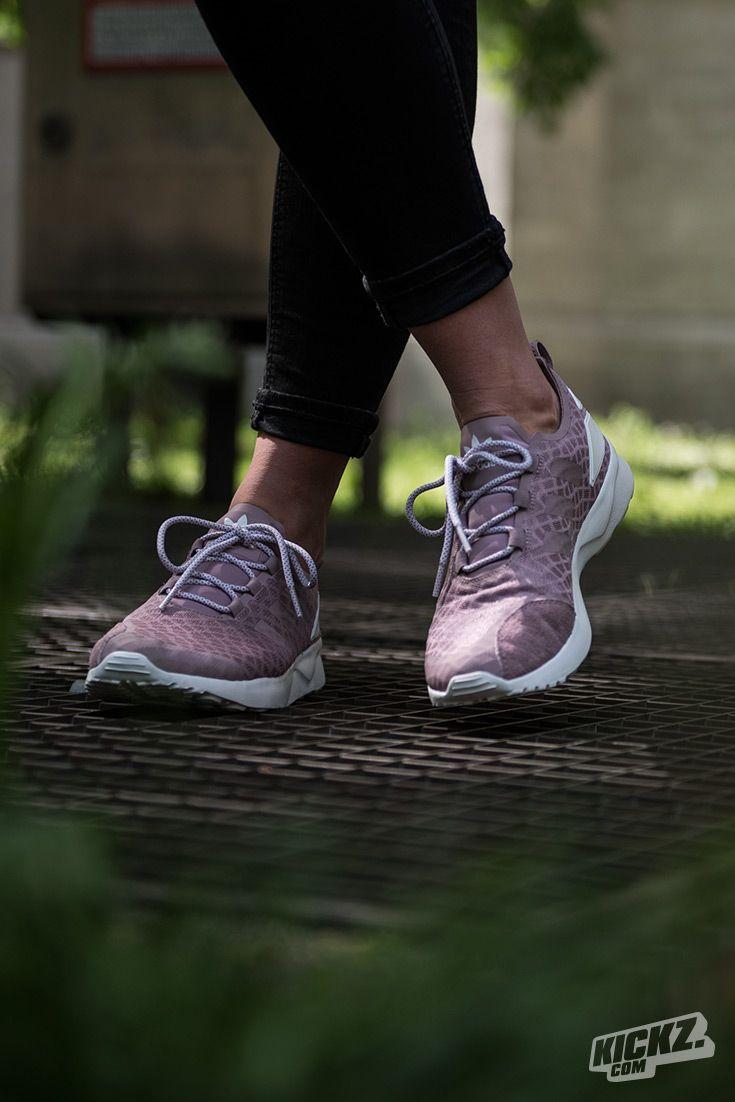 adidas zx flux ultra violet