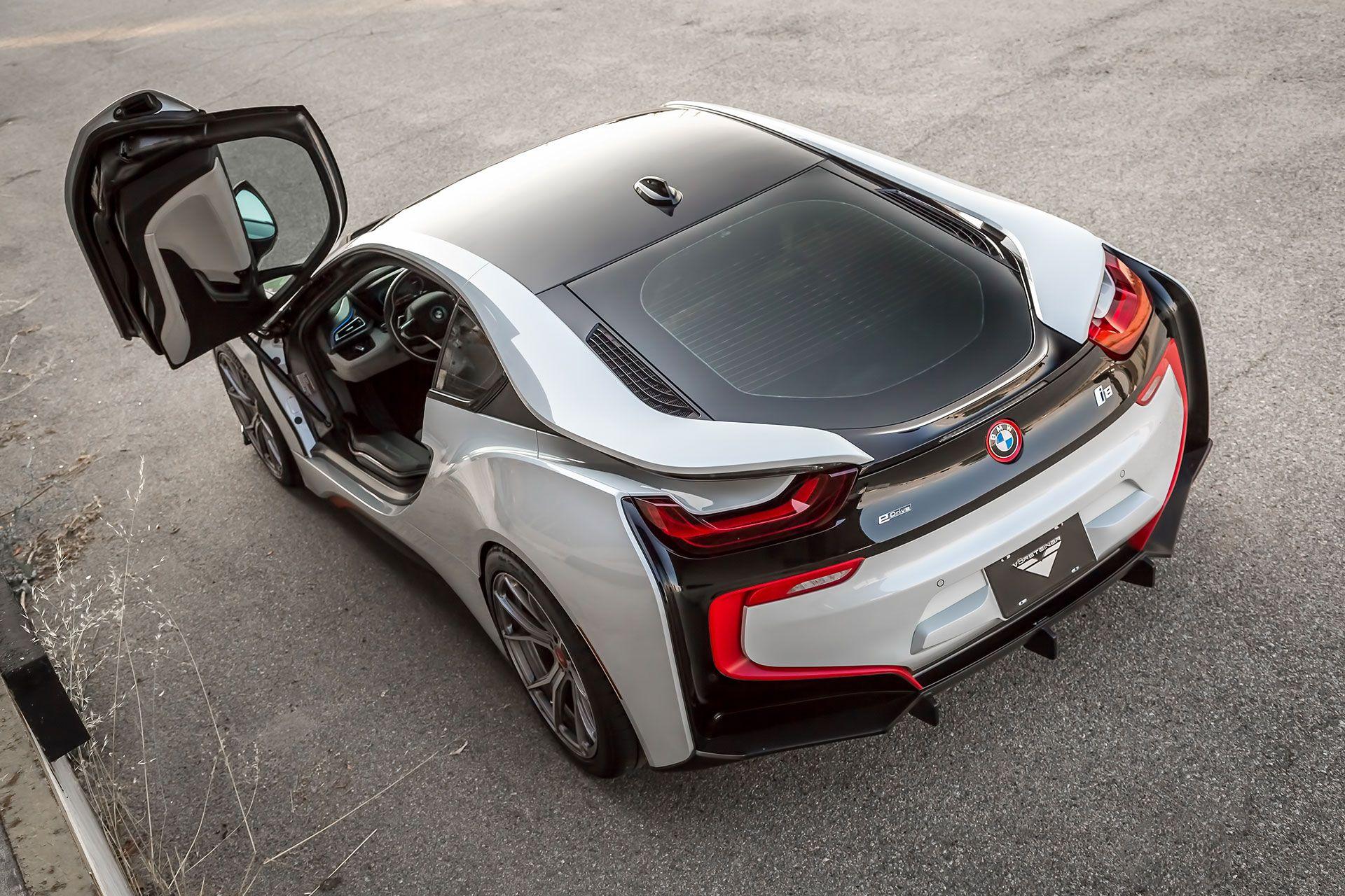 Bmw I8 Body Kits Carbon Fiber Aero Kits Vorsteiner Luxury Cars