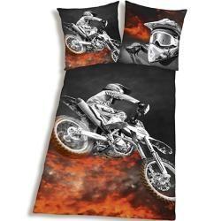 Photo of Motif bed linen