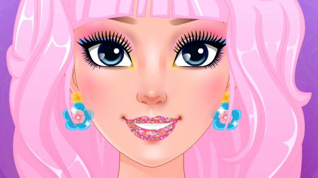 Cotton Candy Makeup Tutorial Makeup Dress Up Games For Girls Cotton Candy Makeup Dress Makeup Candy Makeup