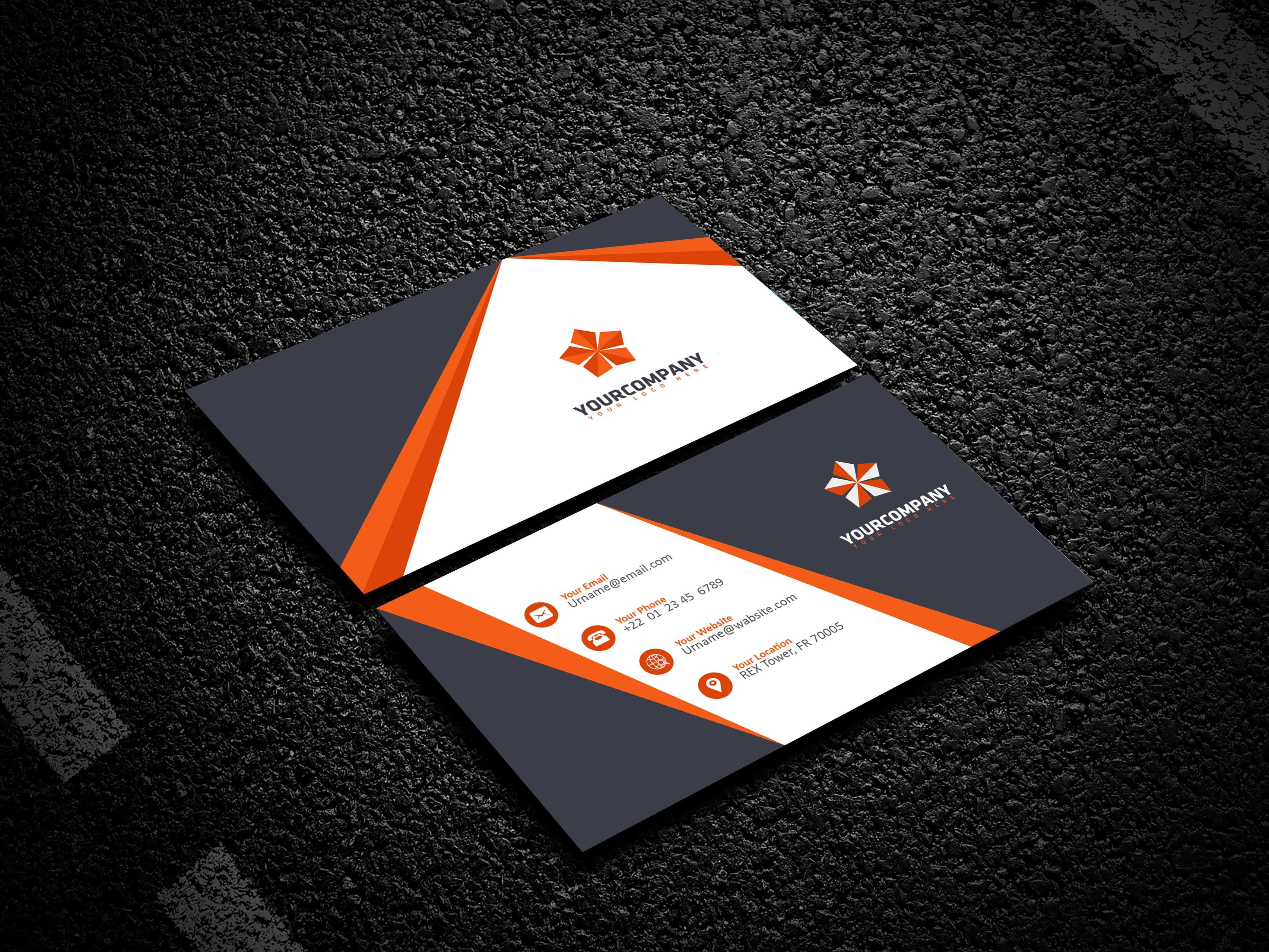 Business Card Download Business Card Visiting Cards Business