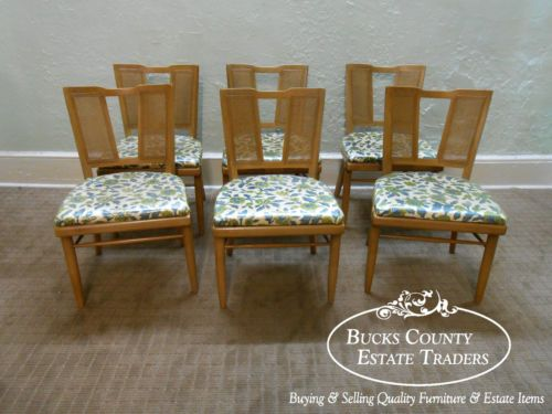 mid century dining chairs 6 | Antiques (