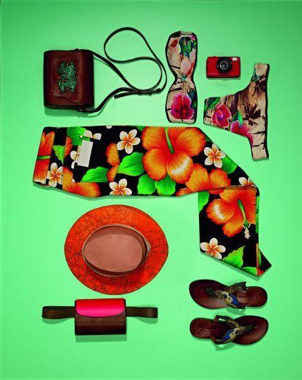 Bolsas, sandálias e peças-chaves que são perfeitas para dias quentes | MdeMulher
