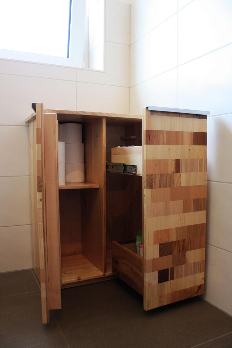 Badezimmerschrank Dieser Badezimmerschrank Entstanden Zu 100 Aus