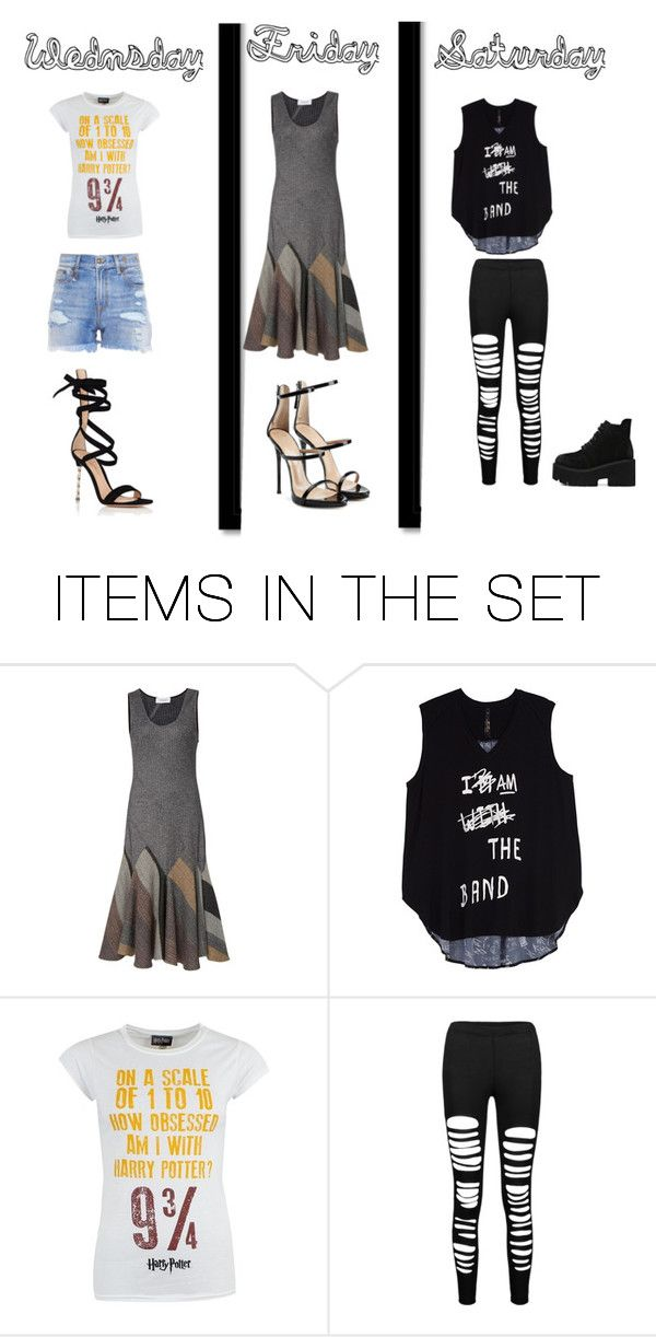 """""""Week"""" by schubmac ❤ liked on Polyvore featuring art and plus size clothing"""