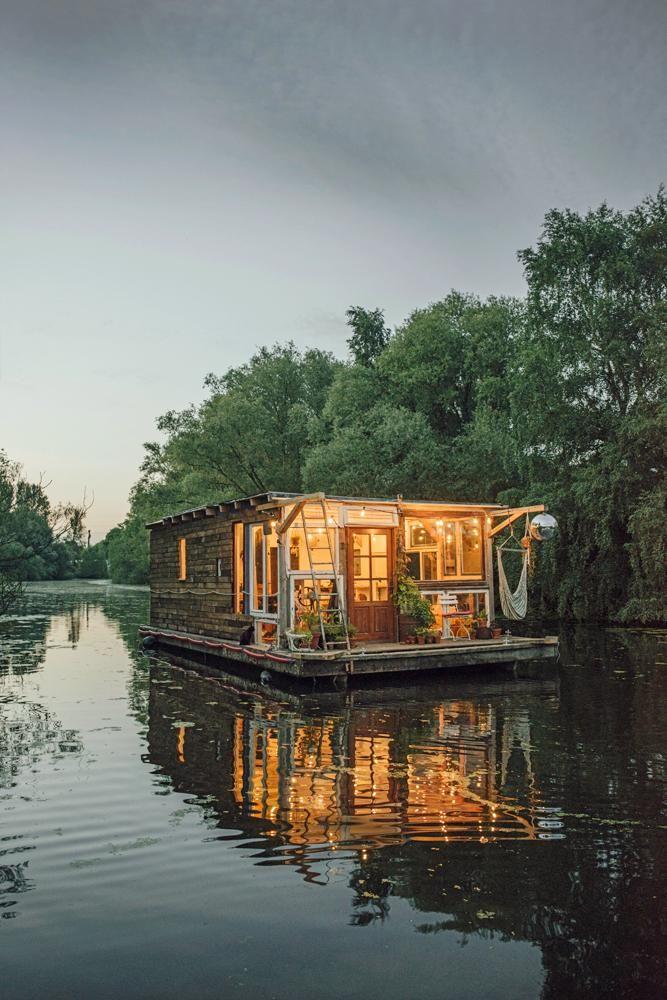 Leben am Wasser Unterwegs auf den schönsten Hausbooten