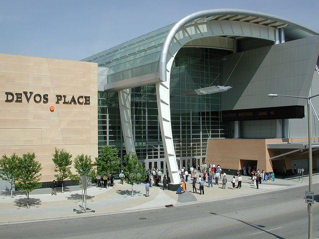 Devos Place Michigan Fun Places Grand Rapids Michigan
