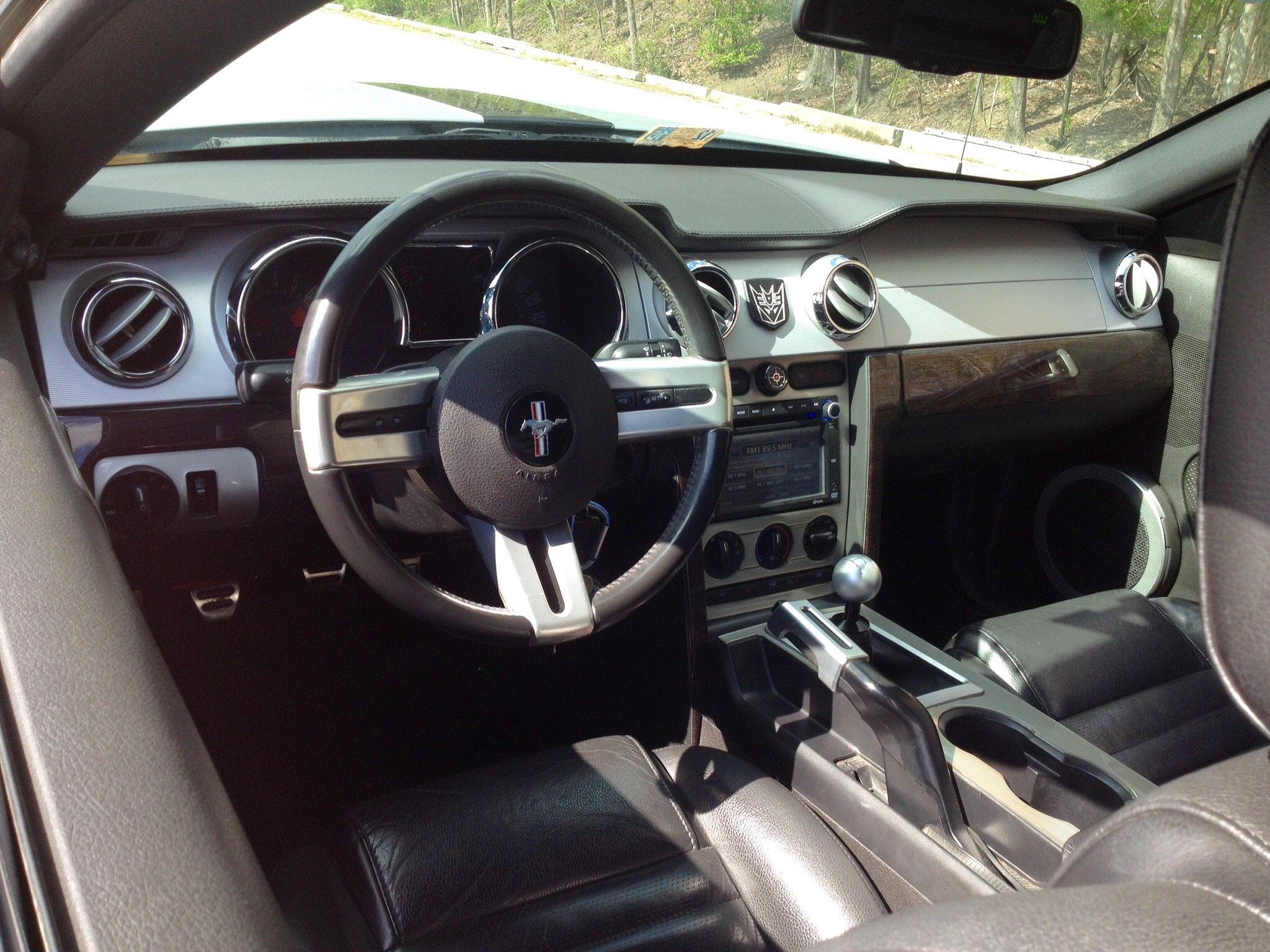 Pin On Mustang 2007 Custom Gt