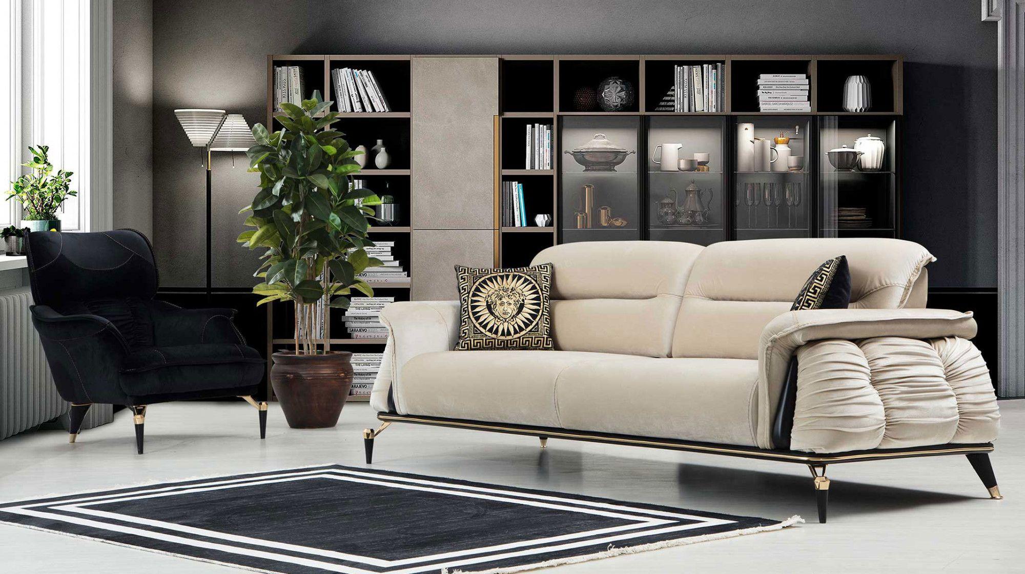 Mostar Luxury Koltuk Takimi 2020 Oturma Odasi Tasarimlari Mobilya Tasarimi Koltuklar