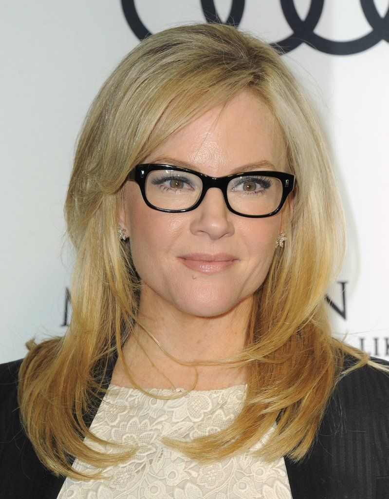 Girls Who Wear Glasses Celebrities With Glasses Rachael Harris Rachel Harris