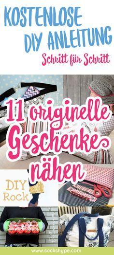 Photo of ▷ Nähen Sie 11 Originalgeschenke mit kostenlosen Anweisungen sockshype.com