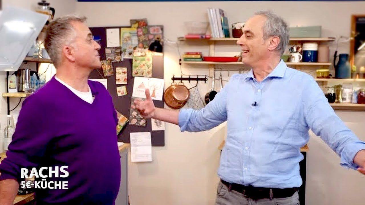 Jorg Knor Und Christian Rach Kochen Erbsen Pariser Art In 2020 Christian Rach Erbsen Pariser
