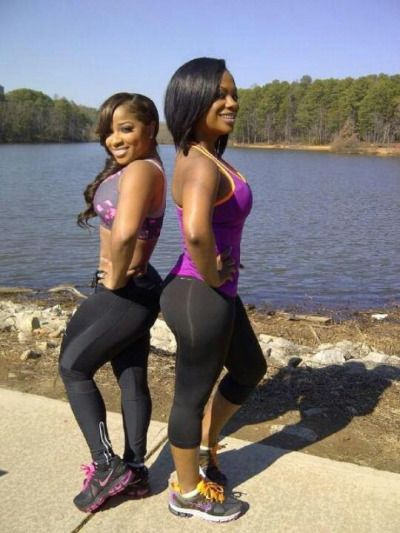 Black Women Do Workout Tumblr Black Fitness Fitness Inspiration Fit Black Women