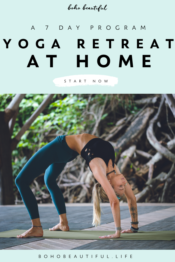 Boho Beautiful Yoga Retreat At Home Boho Beautiful Yoga Beautiful Yoga Yoga Lifestyle Inspiration