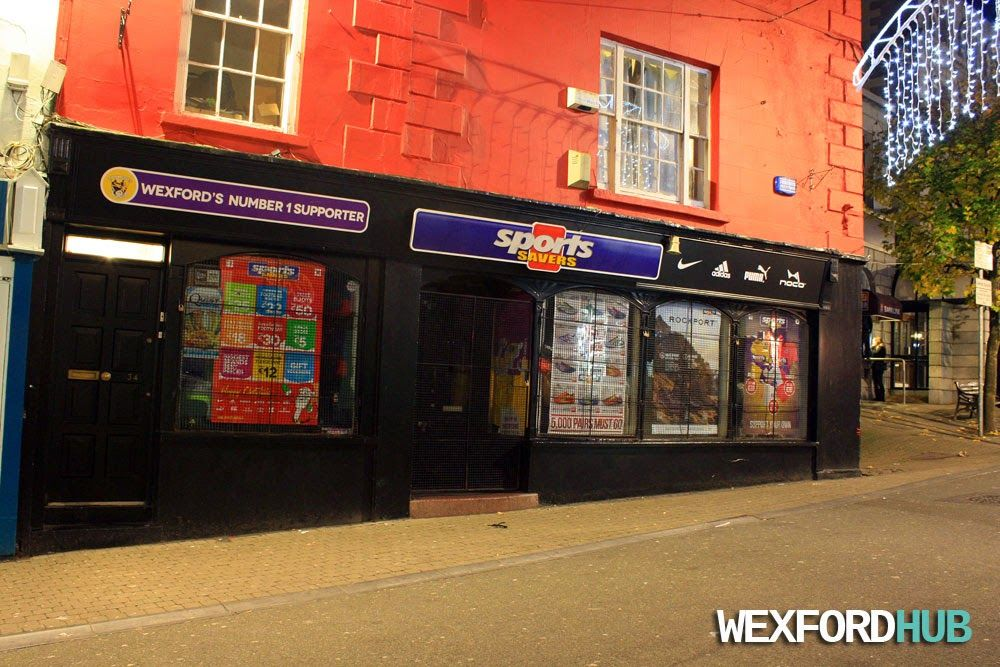 Sports Savers, Wexford (With images) Wexford, County