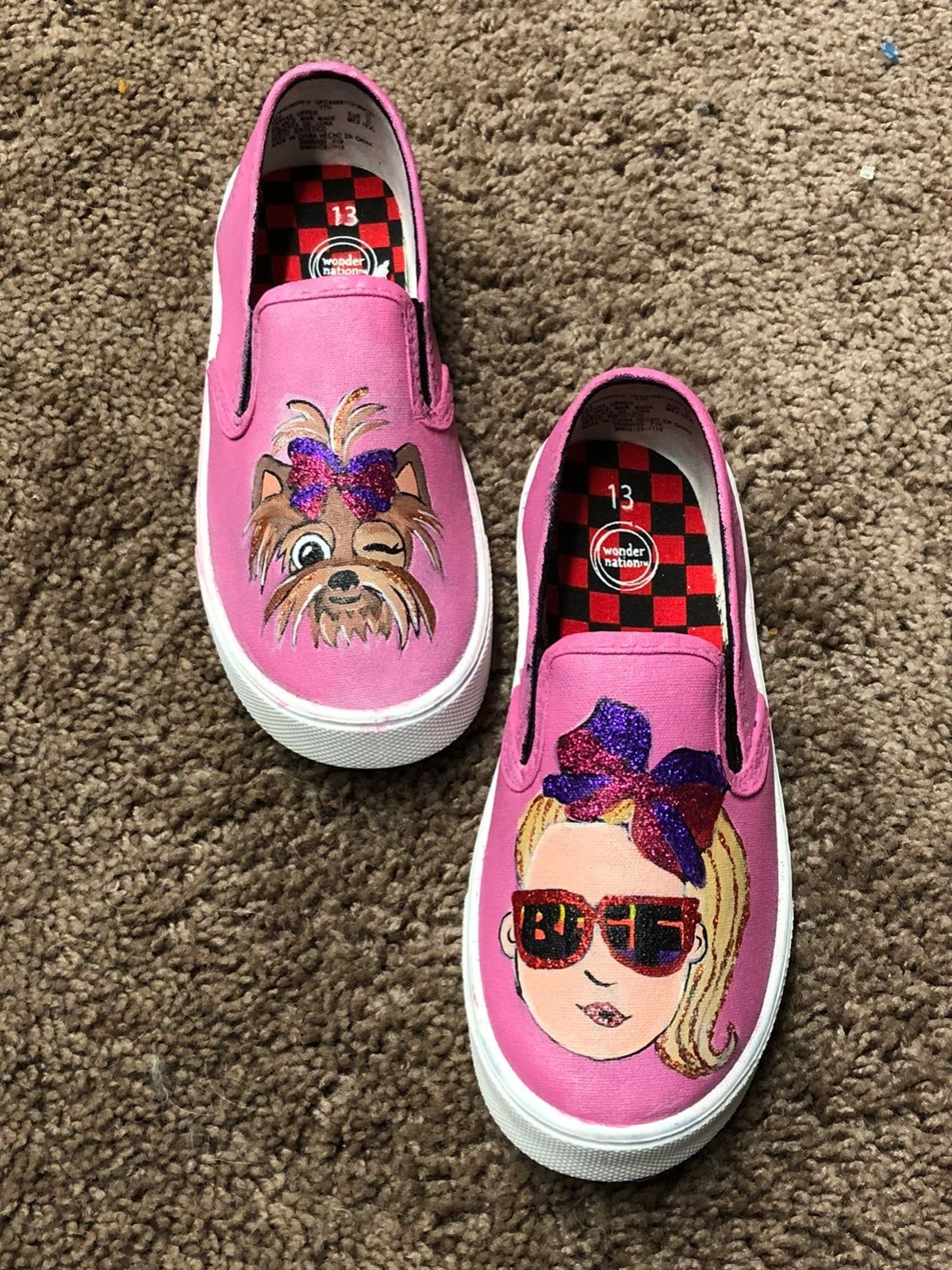 Size 13 JoJo Siwa Shoes in 2020 | Jojo