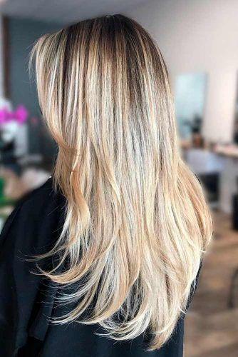 21 Prettiest Haircuts for Long Hair for 2018 | Pretty | Pinterest ...