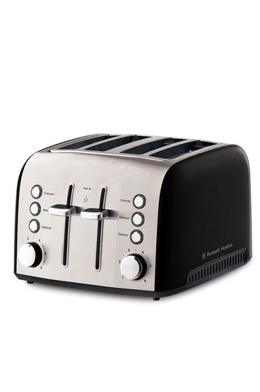 Russell Hobbs Heritage Vogue Toaster 4sl Kitchen Gear To Buy
