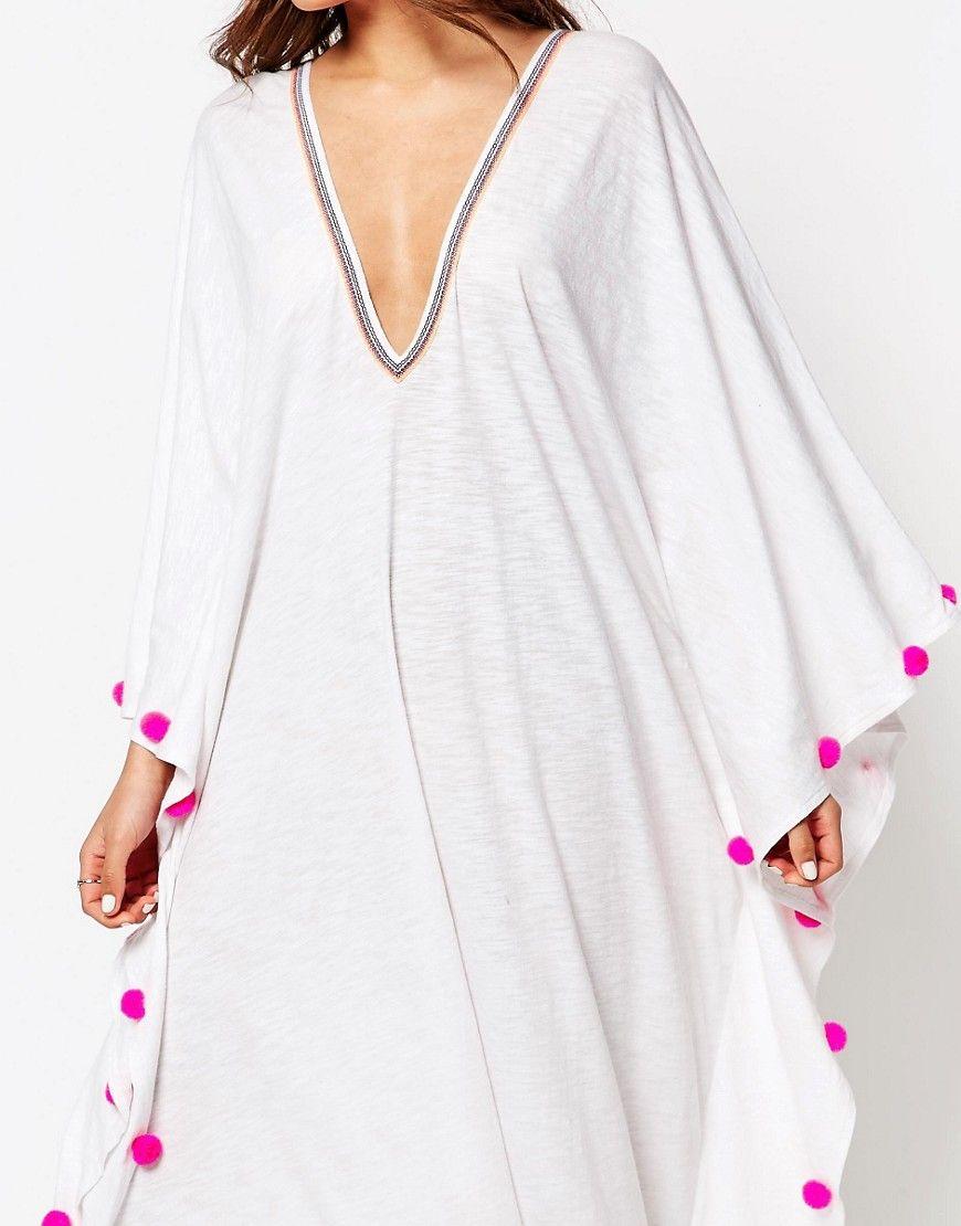 Pitusa Pom Pom Sevillana Sundress At Asos Com Sundress Pitusa Outfit Accessories