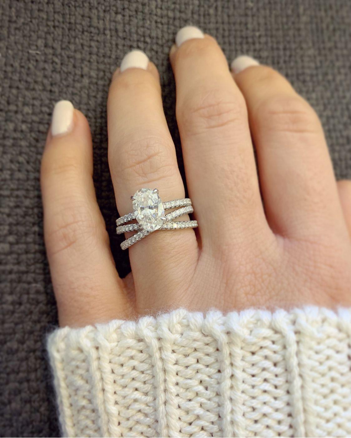 Reversible Diamond Two Way Eternity Band Nicolette Fine Jewels Fine Jewels Eternity Bands Right Hand Rings