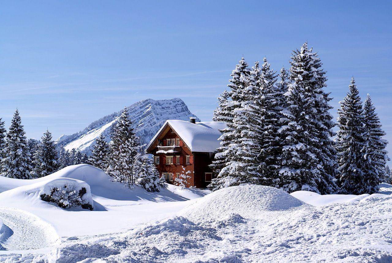 Wintermärchen in den Alpen   Einen Tag...... in 2018   Pinterest ...