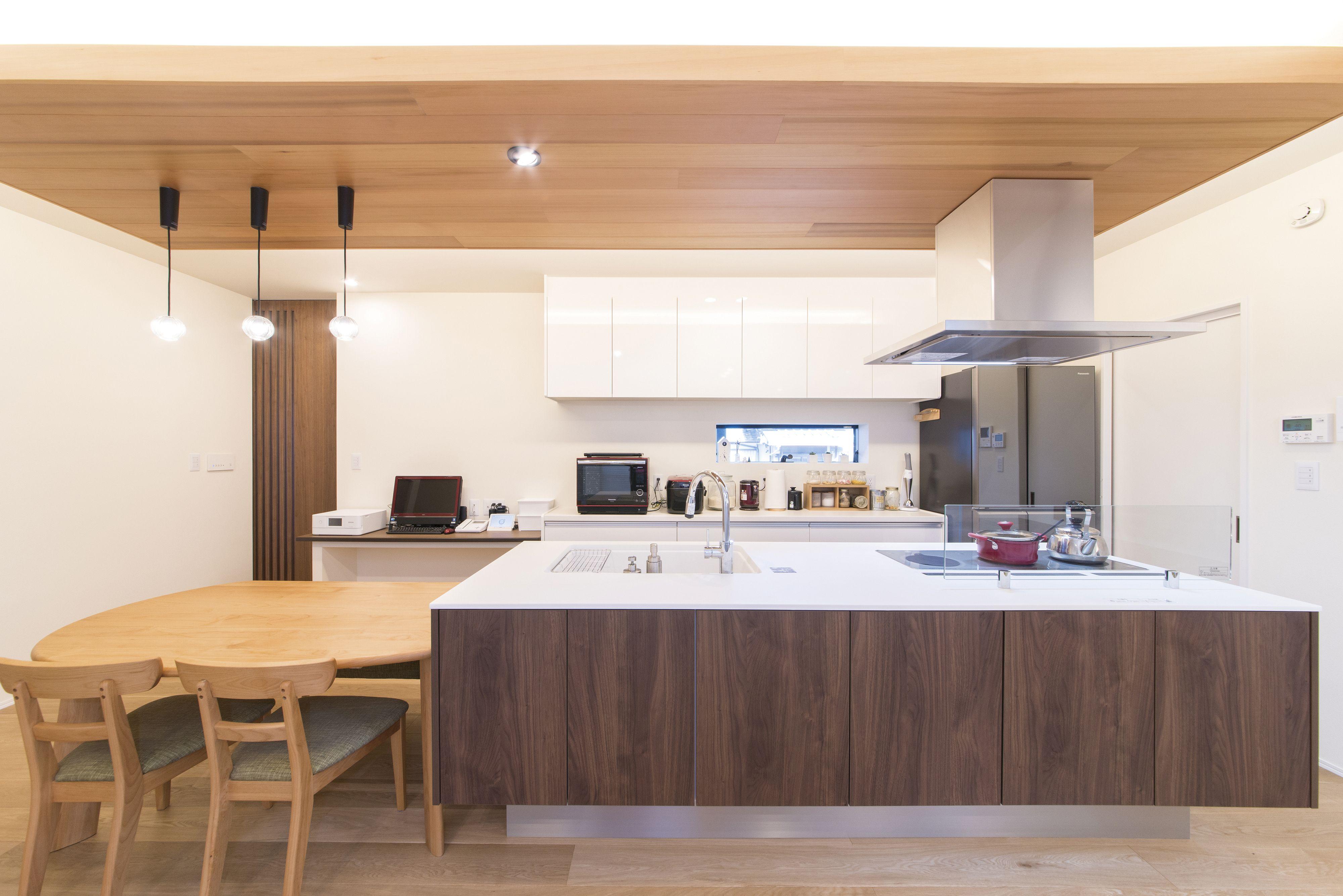 Ue Bo Design ウエボデザイン 愛知県 安城市 注文住宅 施工事例