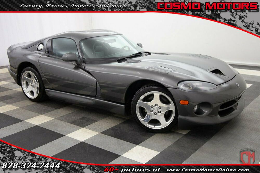 2002 Dodge Viper 2dr Gts Coupe Voiture