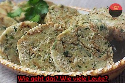 Photo of Schönstes Bulette (Serviettenknödel) Wie geht das? We …