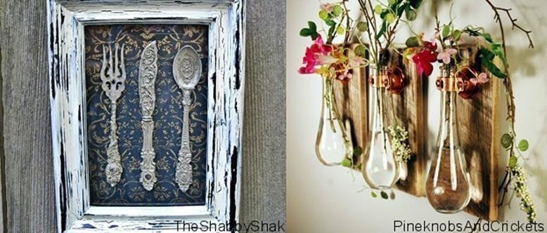 30 Beautiful Shabby Chic Kitchen Wall Decorating Ideas  DecoRelatedbeautiful