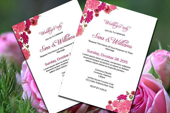 Pin by sistecbd on Wedding Stationeries Pinterest Invitation