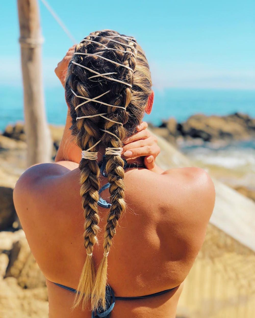 12 Braided Hairstyles to Keep You Cool All Summer Long ...