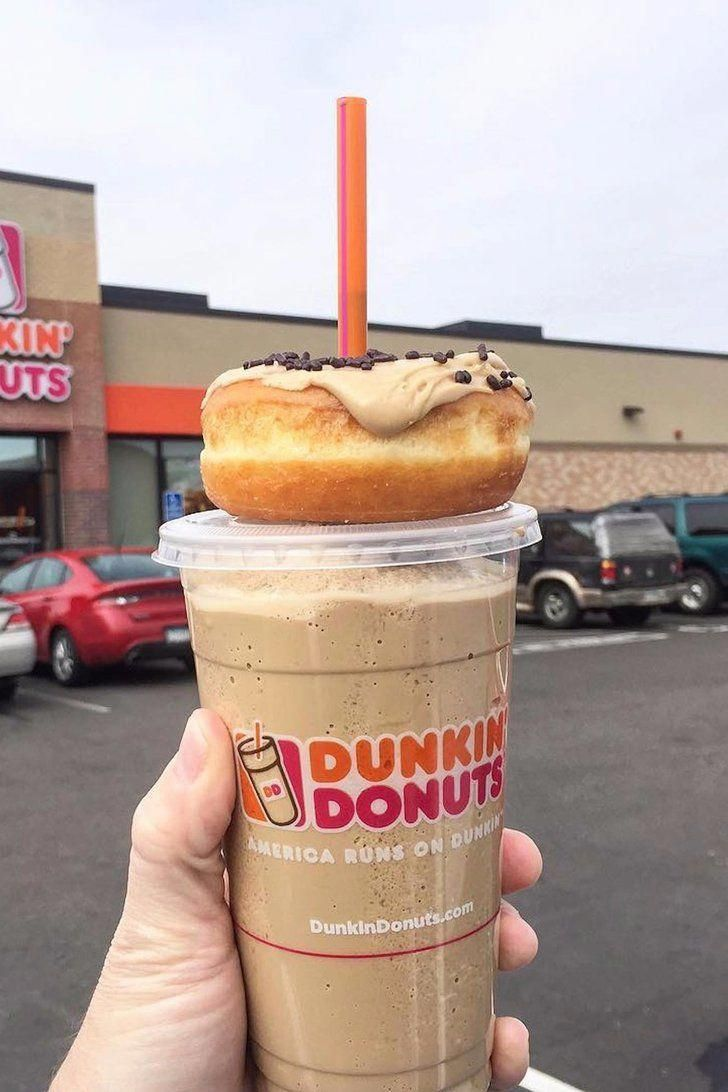 Dunkin donuts is ditching its signature coffee coolatta