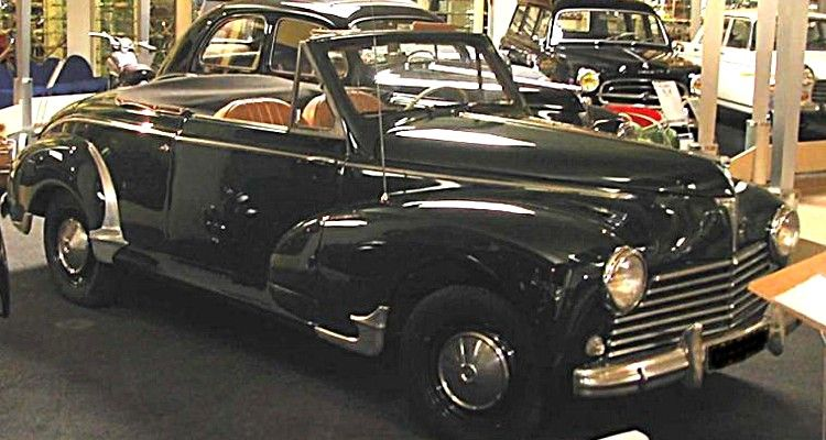 peugeot 203 cabriolet a restaurer. Black Bedroom Furniture Sets. Home Design Ideas