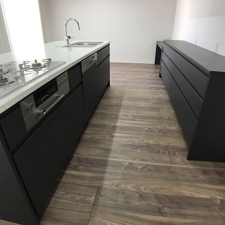 H A313 Instagram おうちの記録 進捗状況 2019 4 27 Tile Floor Flooring